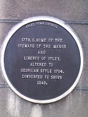 Photo of Black plaque № 6270