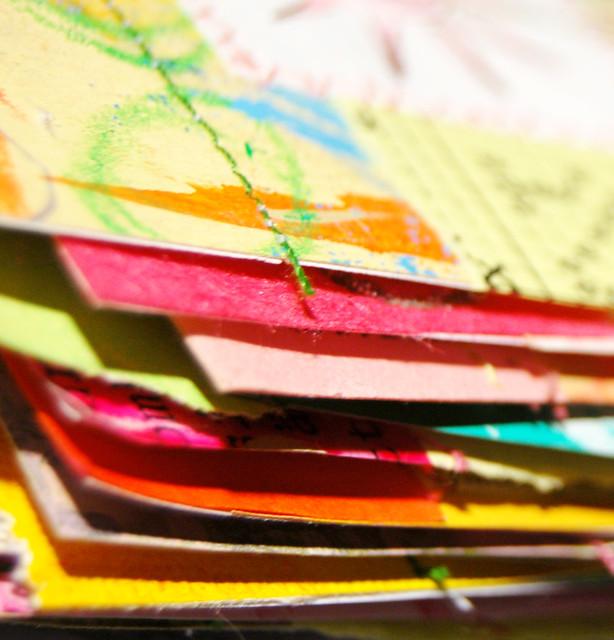 DIY postcards by iHanna