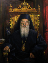 presbyter(0.0), official(0.0), clergy(1.0), preacher(1.0), priest(1.0), archimandrite(1.0), bishop(1.0), metropolitan bishop(1.0), person(1.0), bishop(1.0), patriarch(1.0),