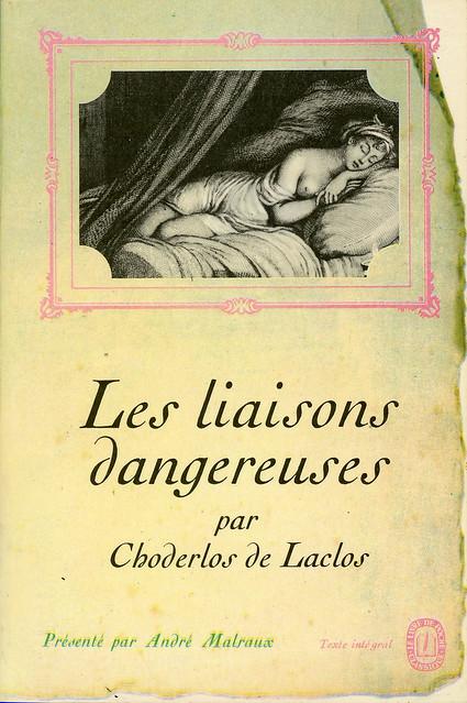 Livre de Poche 354-355 - Choderlos de Laclos - Les liaisons dangereuses