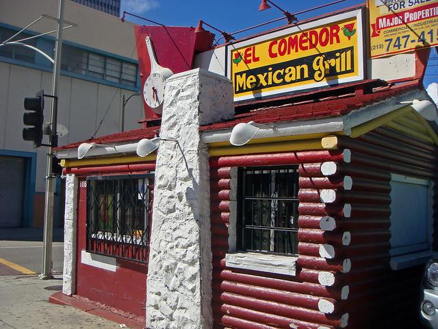 Tony S Mexican Food Riverside Arlington