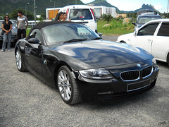 automobile, automotive exterior, wheel, vehicle, bmw m roadster, automotive design, bmw z4, personal luxury car, land vehicle, luxury vehicle, sports car,