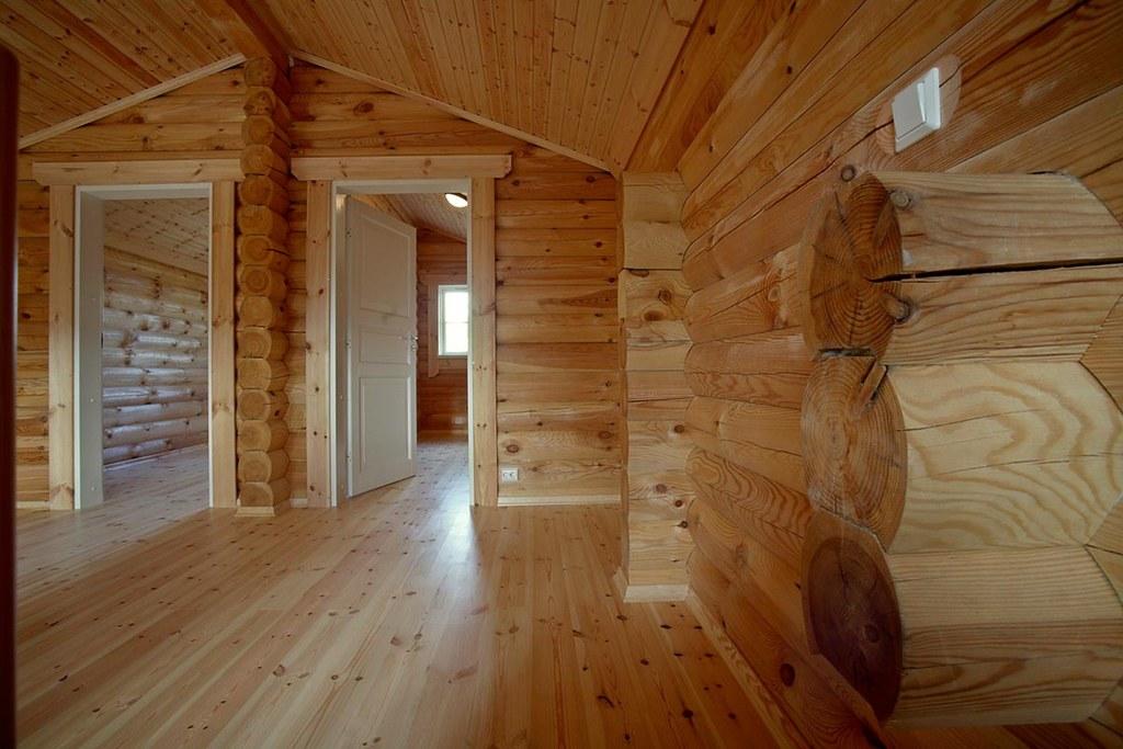 Persoons fins chalet met sauna t hooge holt