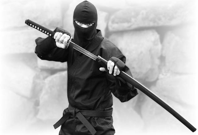 Real Ninja Uniform 109