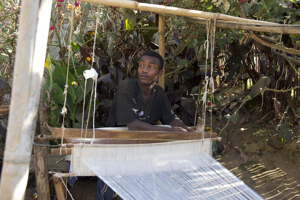 tisserand dorze. Ethiopia