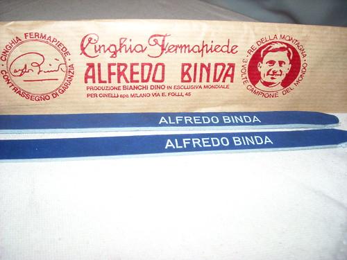 Alfredo Binda straps blue 005