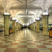 Moscow Metro - Take 3: Kropotkinskaya by AJ Brustein