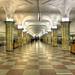 Moscow Metro - Take 3: Kropotkinskaya by AJ Brustein