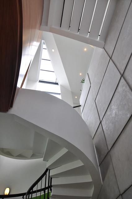 Foyer Design Sia : Daphne buck sia architect