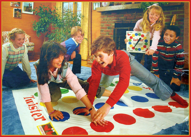 original twister game