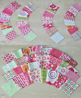 Single Girl Quilt Along – Part Two - Rings