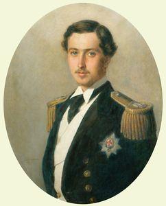 Prince Alfred Ernest Albert 1844 - 1900