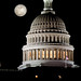 Super Full Moon and Capitol, 2