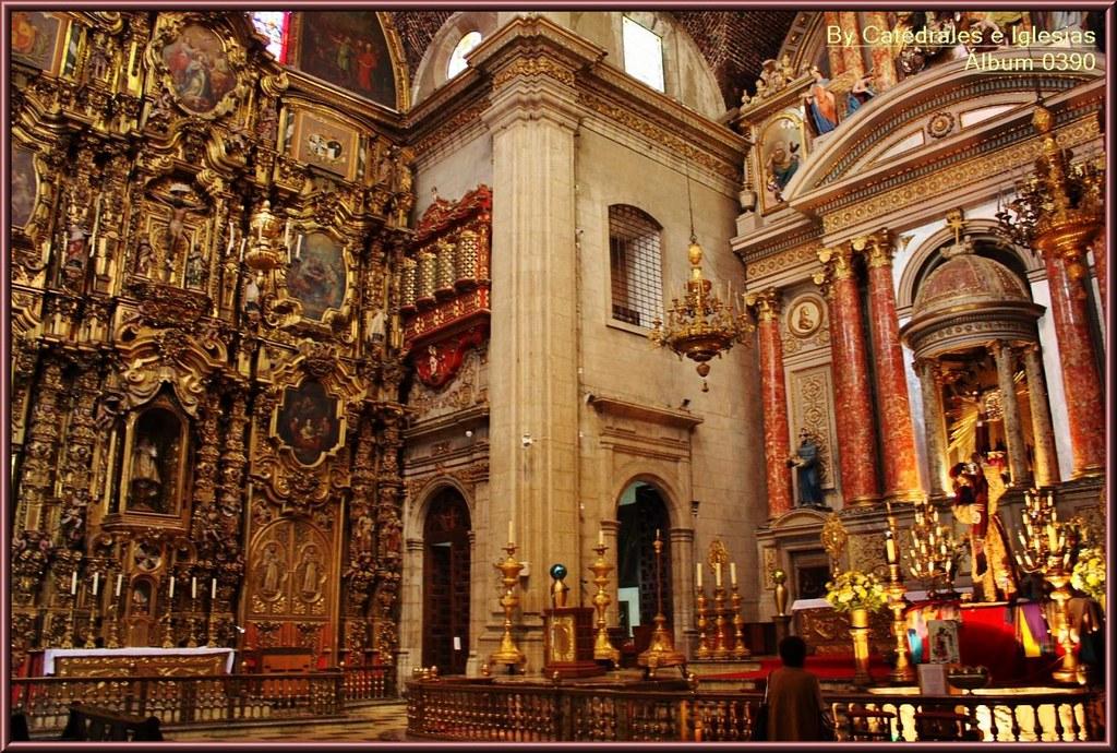 Templo y ex convento de Santo Domingo (Cuauhtémoc) Ciudad de México