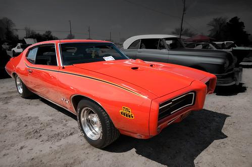 1969 GTO - The Judge