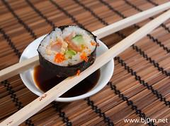 Sushi - Testshoot