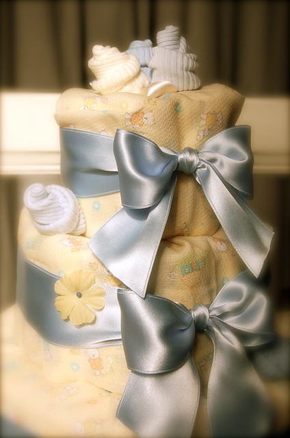 Baby Gift Ideas Yahoo : Pictures of diaper cakes flickr photo sharing