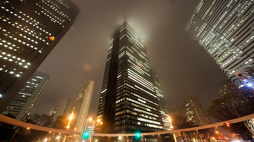 Shinjuku Center Building : Tokyo, Japan / Japón by Lost in Japan, by Miguel Michán