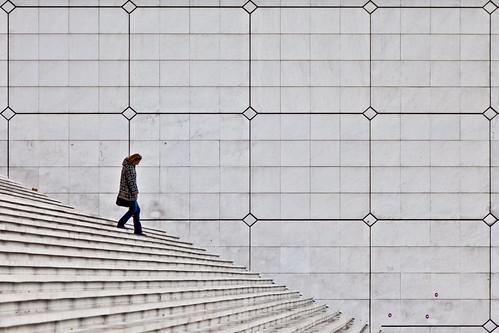 Human in Geometry