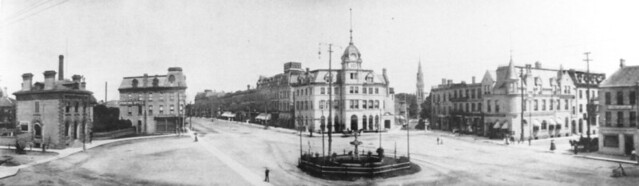 St. George's Square Guelph (1900s)
