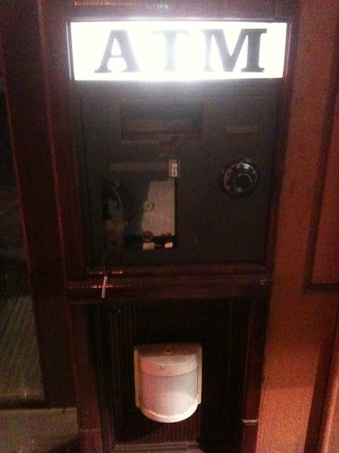 The great ATM dare