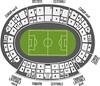 Stadio Friuli Mappa