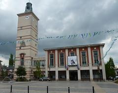 Abbeville - Hotel de Ville - Photo of Montbray