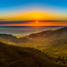 Slackers Point Sunset by davoson