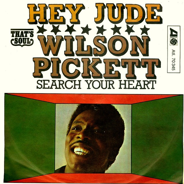 17 - Pickett, Wilson - Hey Jude - D -  1968