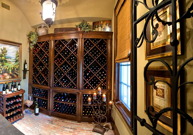 Wine grotto flickr photo sharing for Wine grotto design