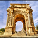 The Arch of Septimius Severus !