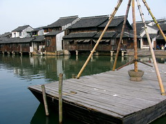 boathouse(0.0), vehicle(0.0), watercraft rowing(0.0), boating(0.0), boat(0.0), raft(0.0), wood(1.0), dock(1.0),