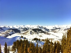 Top of Crested Butte