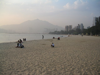 Image of  Golden Beach Italian Casual Restaurant 黃金泳灘意大利餐廳 Golden Beach  near  Tuen Mun. china hongkong prc tuenmun