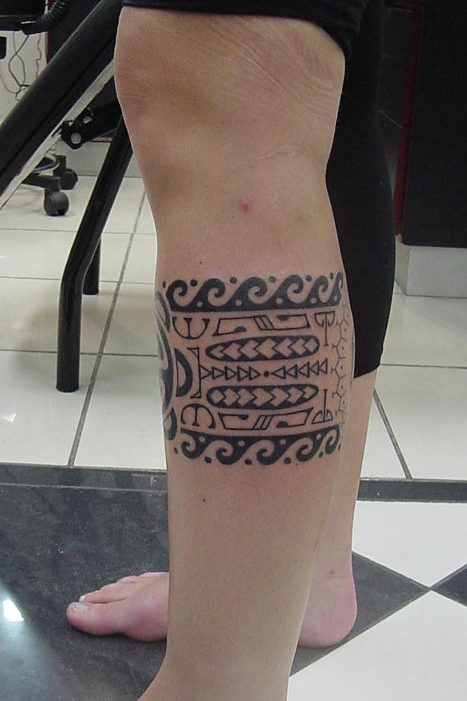 Maori Wave Tattoo: A Photo On Flickriver