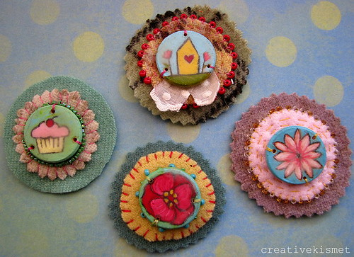 be embellished brooches