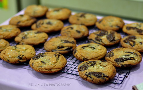 The New York Times Chocolate Chip Cookies: Cooling Away on the Cooling Racks