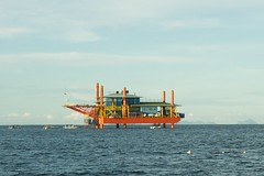 machine, vehicle, transport, sea, ocean, offshore drilling, watercraft, boat,
