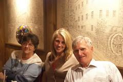 Ashley, Grandma, and Grandpa