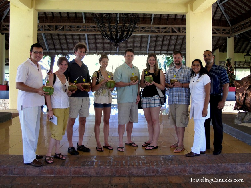 Team #BlogRH in Punta Cana, Dominican Rep