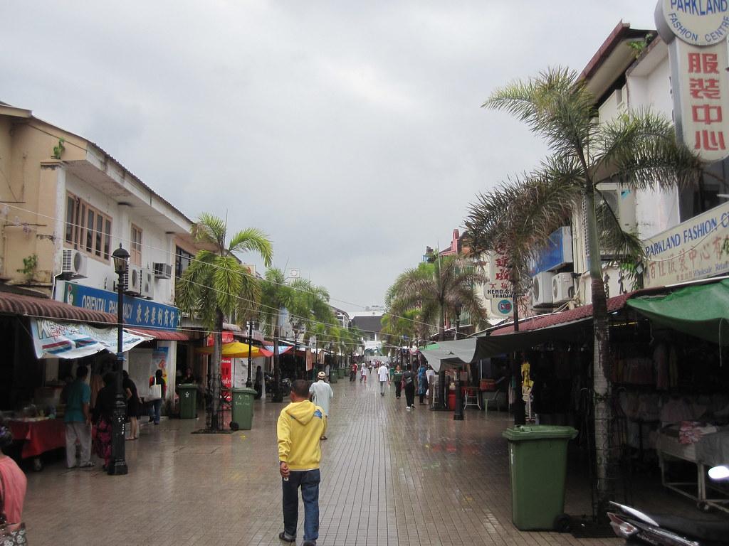 India Street - Kuching