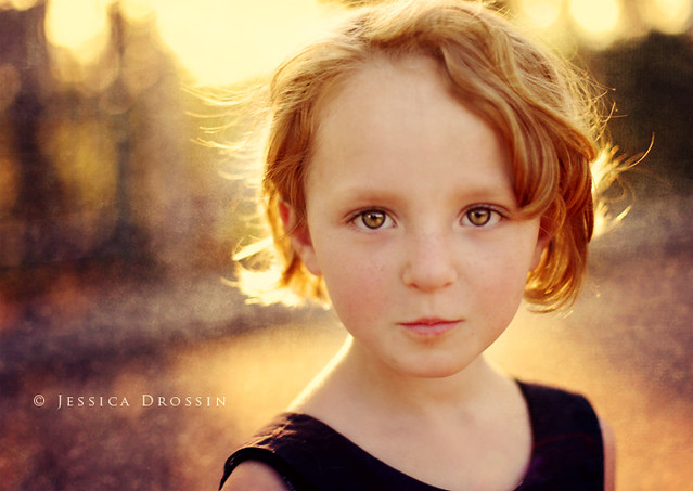 Spring Magic - Beautiful Portraits of Kids
