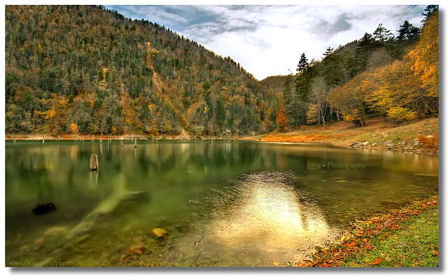 Hidden Paradise: Suluklu Lake, Turkey (Sülüklü Göl), Part 1 (HDR)