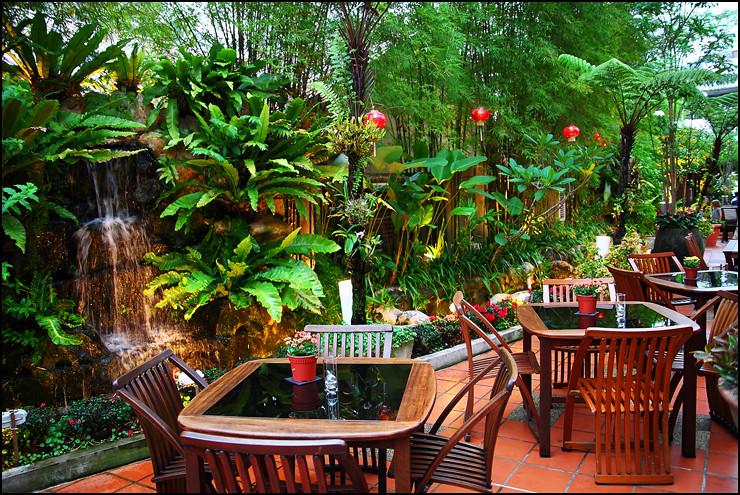 Ferringhi garden restaurant batu ferringhi penang for Cuisine garden