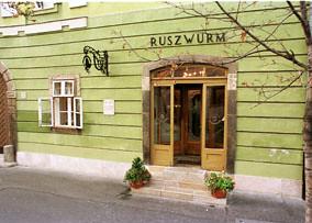 Ruswurm Cafe House Budapest Hungary