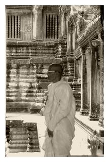 reminiscing Angkor Wat