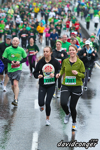 St Patrick's Day Dash 2011