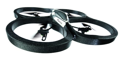 Original Parrot AR. Drohne