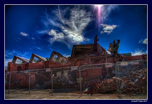 blue newzealand christchurch sky art canon earthquake nz paintshoppro hdr chch photomatix 50d canterburynz 3exp canon50d geofftrotter christchurchearthquake christchurchearthquake2011