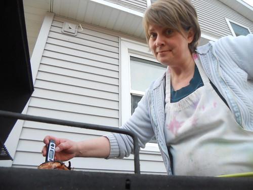 Chillin' & Grillin'--Daily Image 2011--March 19